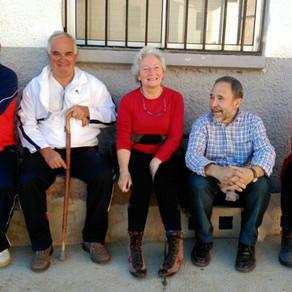 Jubilados en Beratón