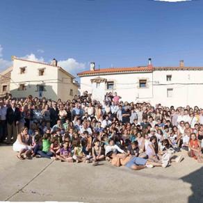 El sábado nos vemos en el 20 aniversario de la Asociación Cultural Cruz de Canto