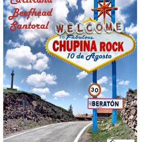 Ya tenemos confirmado el cartel del Chupina!!