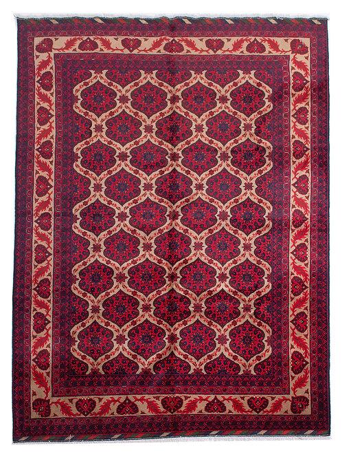 Handmade Afghan Traditional Rug