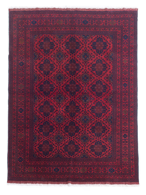 Handmade Afghan Khal Rug