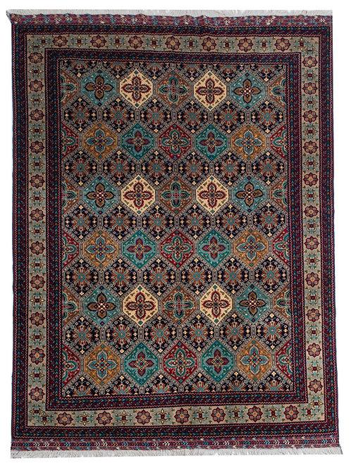 Traditional Afghan Rug