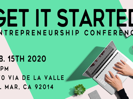 (EVENT) GET IT STARTED CONFERENCE - Feb 15, 2020