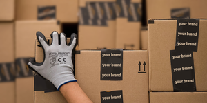 What's your online shipping strategy? Keep products safe and invite customers back to your website with custom artwork.