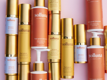 Solluna Skin Care Line Launched By Kimberly Snyder (Author and Health Influencer)
