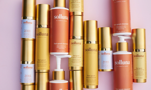 Sunny structural packaging and artwork by Pearl Resourcing.   #mysolluna #mysollunaskincare #kimberlysnyder #kimberlysnyder #organicskincare #feelgood #feelgoodskincare #recipesforyourperfectlyimperfectlife #beautydetox #radicalbeauty
