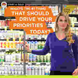 Emily Page talks about what should drive entrepreneurs priorities.