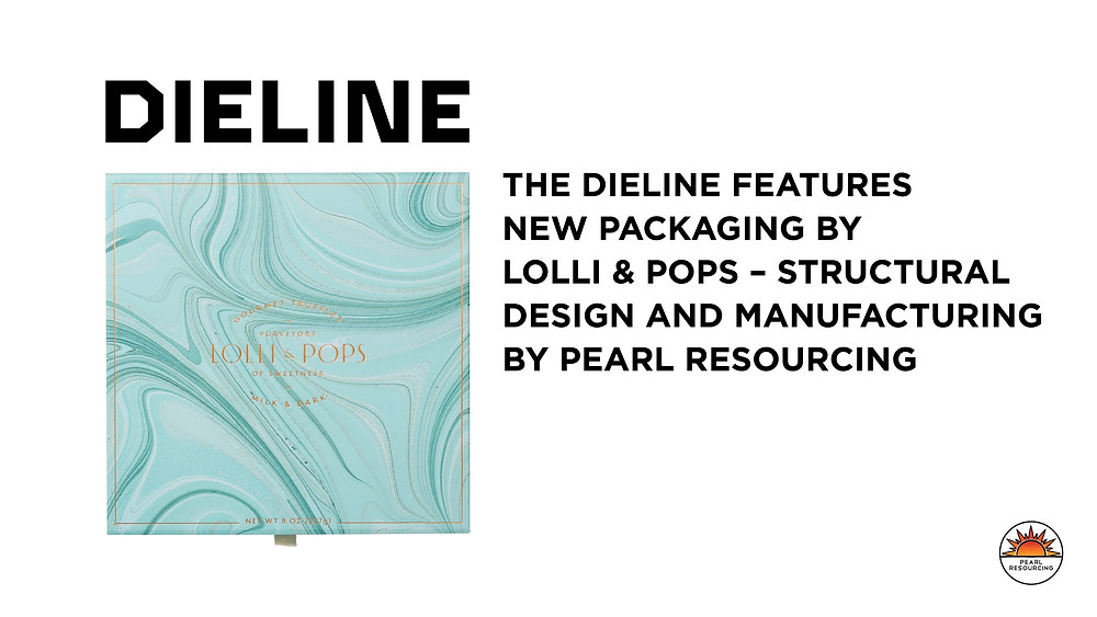 Pearl resourcing Gets Featured on The Dieline