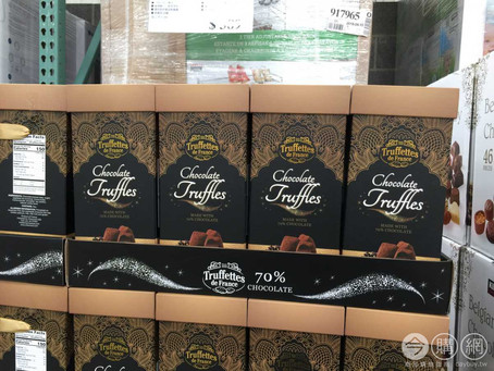 Chocolate Truffles By Chocmod France Now Available in Costco Taiwan