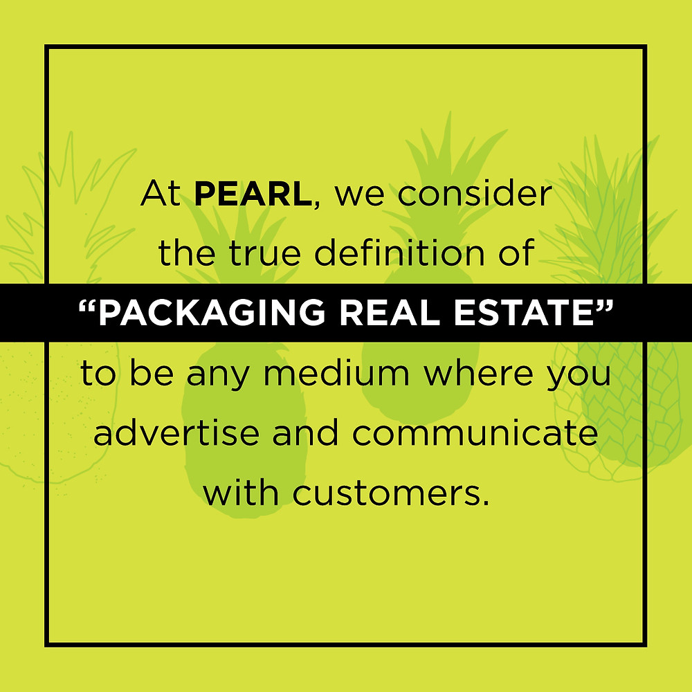 Pearl Resourcing helps product brands to find their voice and maximize their packaging real estate.