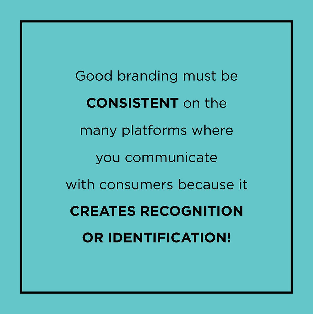 Kat Reyes talks about what defines a brand that has value in this article. Consistency is key.