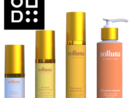 PRESS: World Brand Society Features Solluna for Excellence In Design