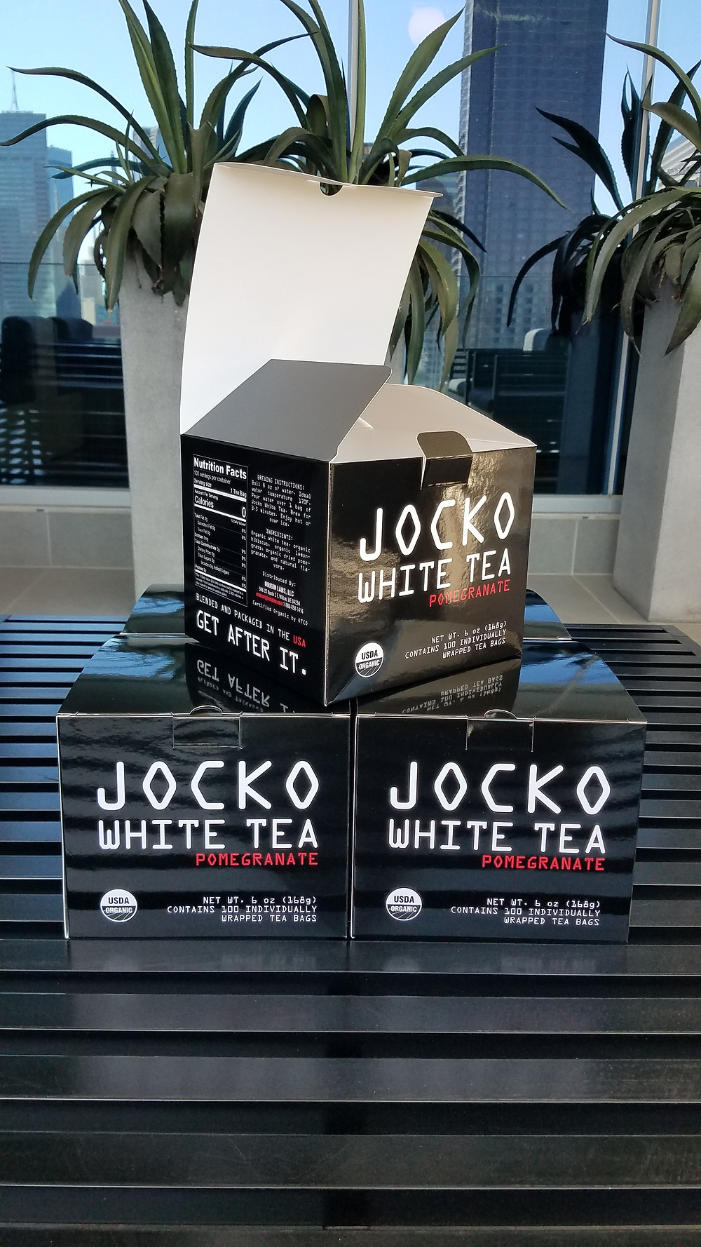 Structural packaging and manufacturing by Pearl Resourcing for Jocko Podcast.