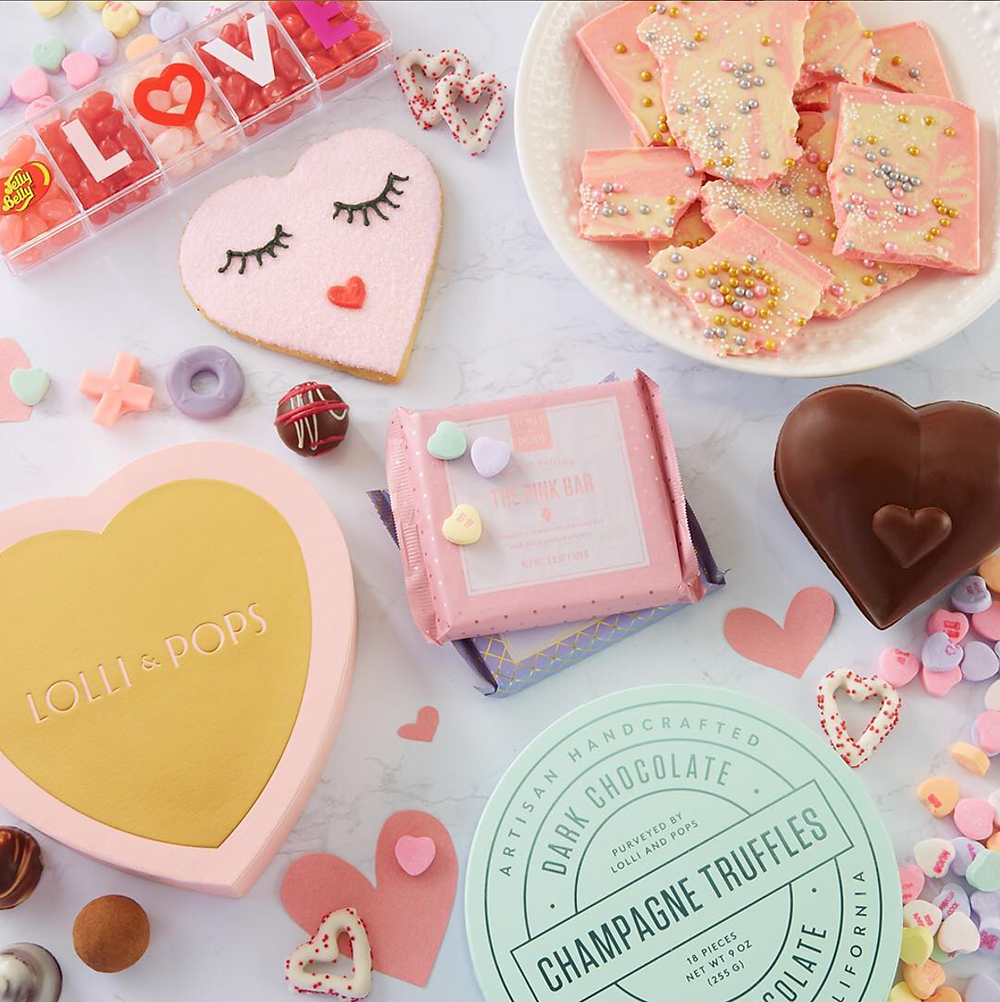 Valentine's Day Heart Box by Pearl Resourcing