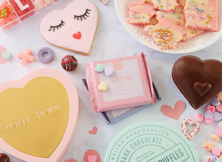 Valentine's Day Gift Ideas! Lolli & Pops Save's The Day!