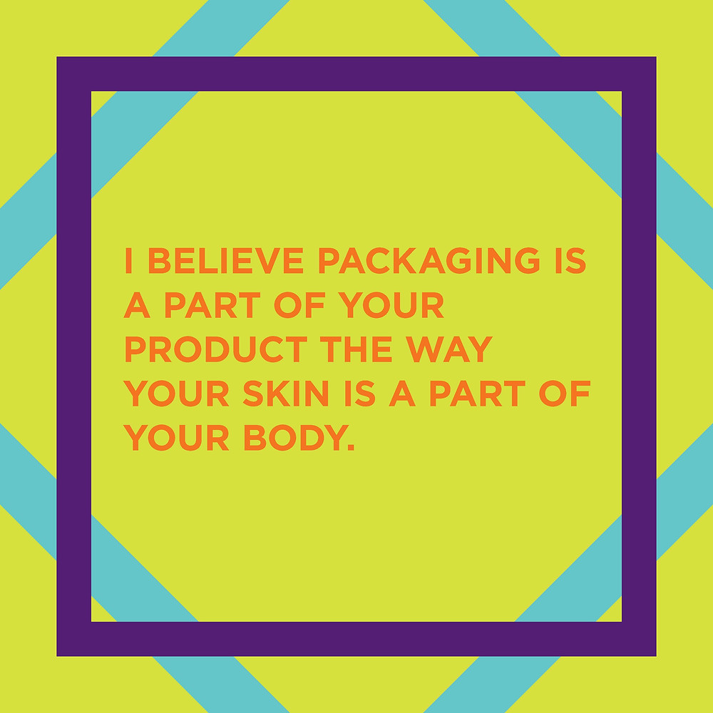 How important is packaging in building your product?