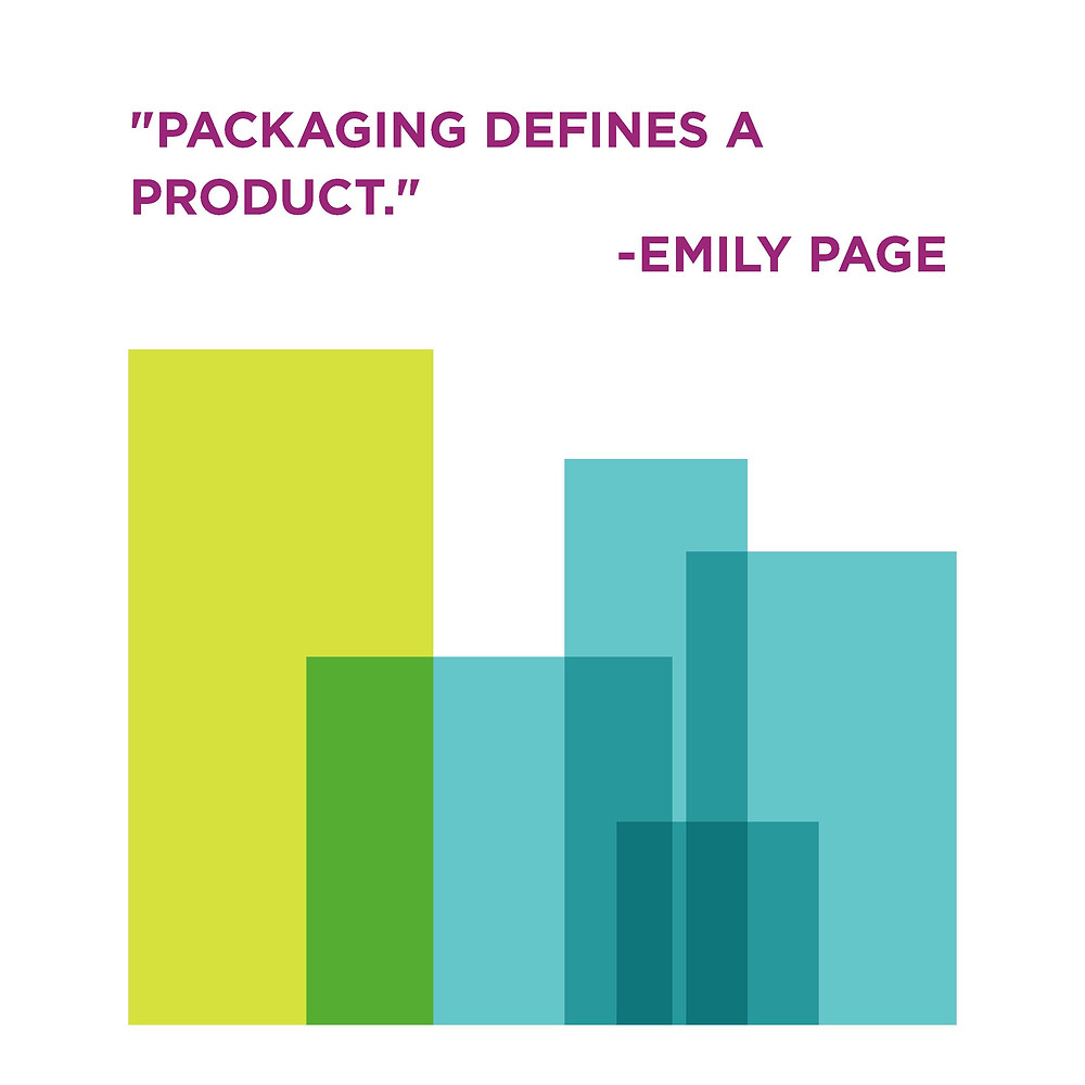 When do you start to pick your packaging in the product life cycle? Is it a priority or a last minute thought?