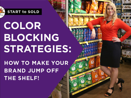 ADVICE: Color Blocking Strategies: Make Your Brand JUMP off the Shelf!