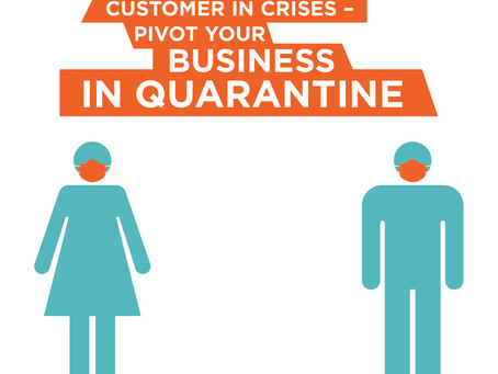Customer In Crises - Pivot Your Business Strategy To Meet Demand in Quarantine (Free 30 Min Webinar)
