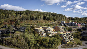 Sæterhagen, Lillehammer. 58 Units.