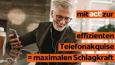 effiziente Telefonakquise - maximalle Sc