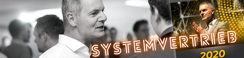 Webseiten-Header mit Dirk Systemvertrieb