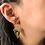 Thumbnail: Frida kahlo Gümüş Küpe