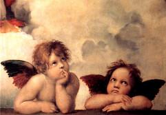 Sanzio,_Raffaello_-_Putti_(Madonna_Sisti
