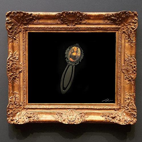 Mona Lisa Kitap Ayracı
