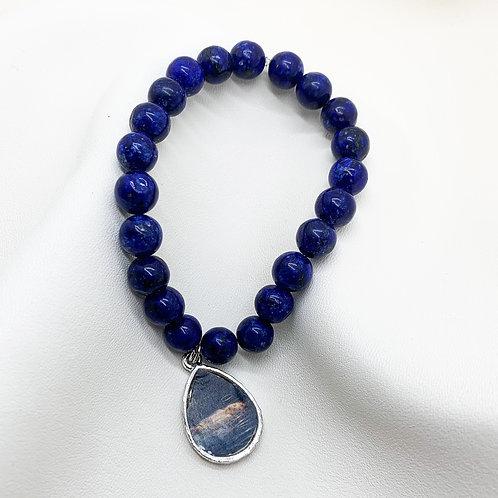 Lapis Lazuli Tablo Bileklik