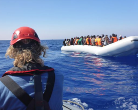 Sea Watch: the civilians saving refugees in the Med