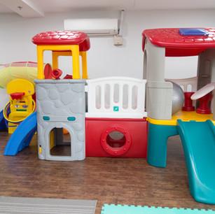 Our centre's indoor playground area. Location : Ara Damansara.