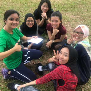 One of the activities at the 2019 Team Building Event held for our staff. Location : Semenyih.