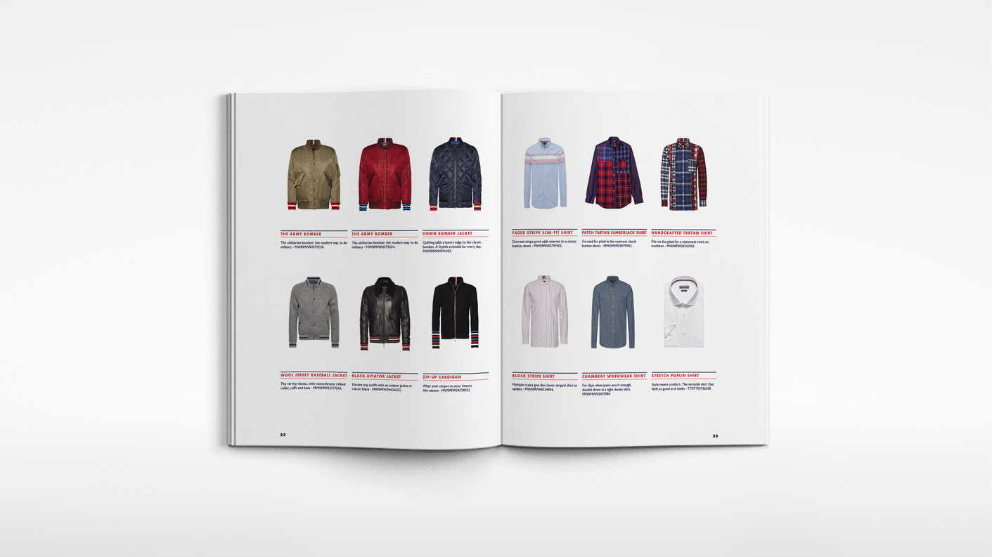 Tommy Hilfiger   FW17 Style Guide