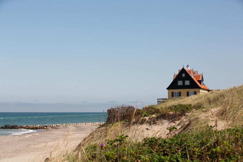 Gamle Skagen strand