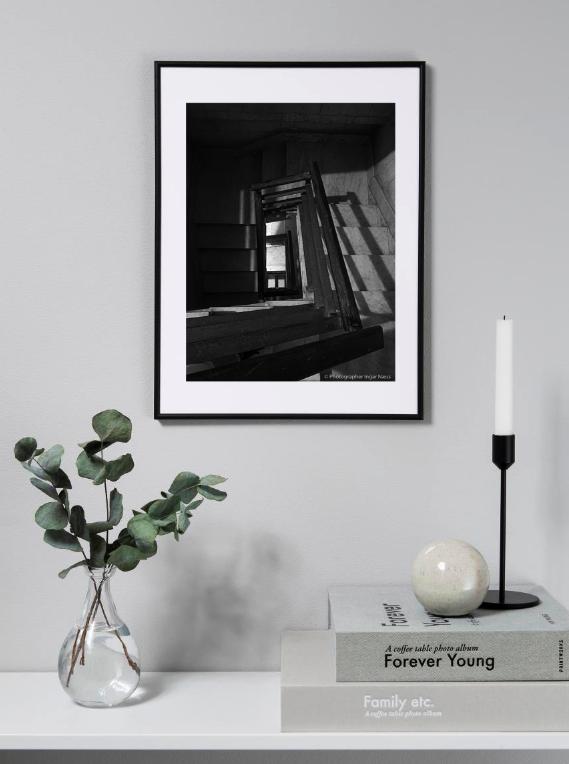 Fotokunst og veggdekor
