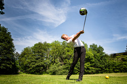Fotografering golf pro