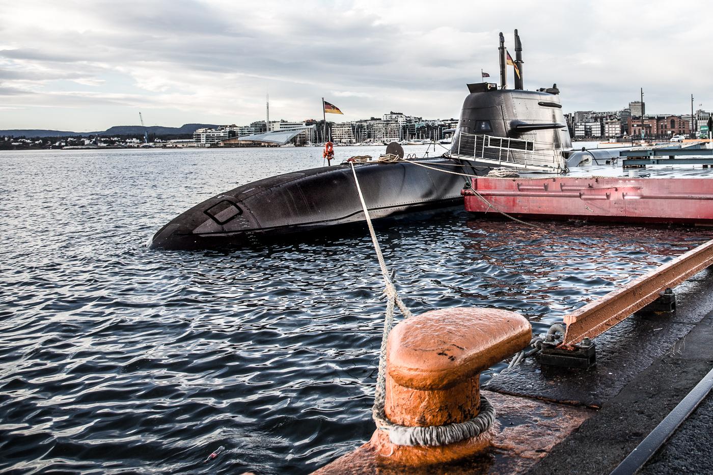 Norges nye ubåt?