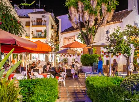 La Famieke en topp restaurant i Marbella!