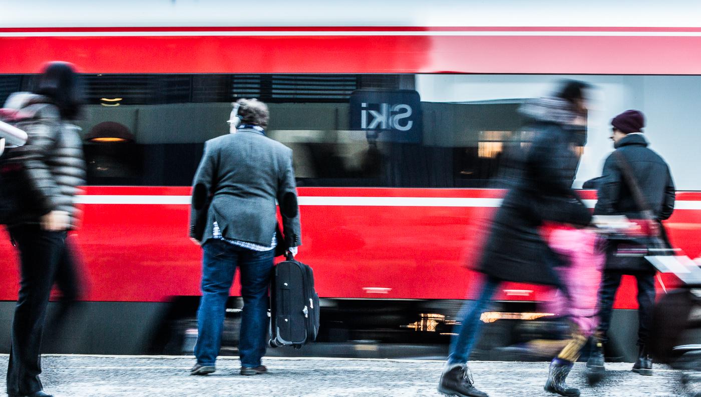 NSB, transport, fotograf