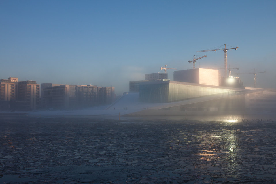 Den Norske Opera, Oslo