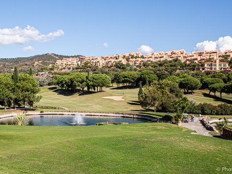 Santa Maria Golf and Country Club.