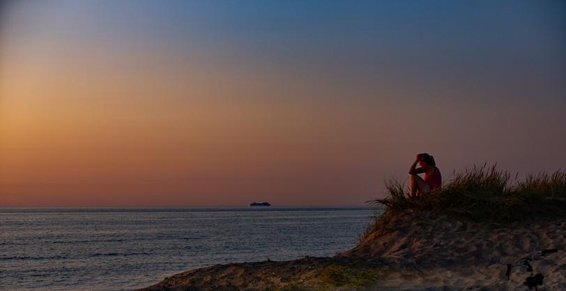 Crossklubnord, sunset