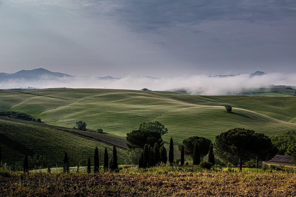 Val d'Orcia - Tuscany - Italy