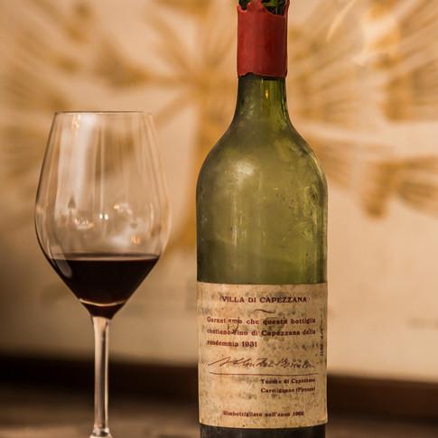 gourmet, vin
