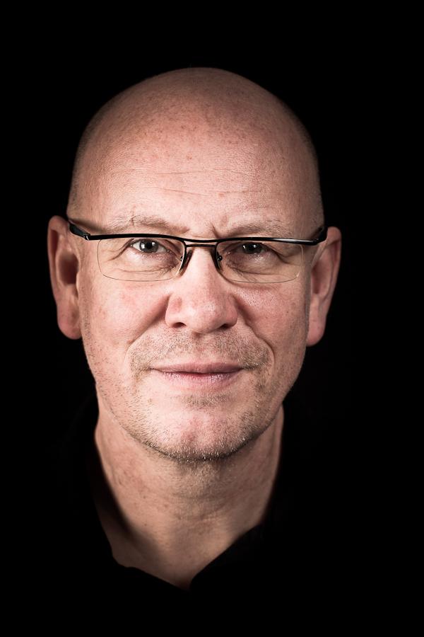 Portrettfotogarfering Kjetil Try