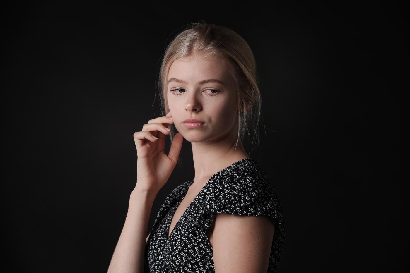 Modell shoot