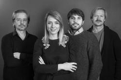 Gruppebilder bedrift, firma
