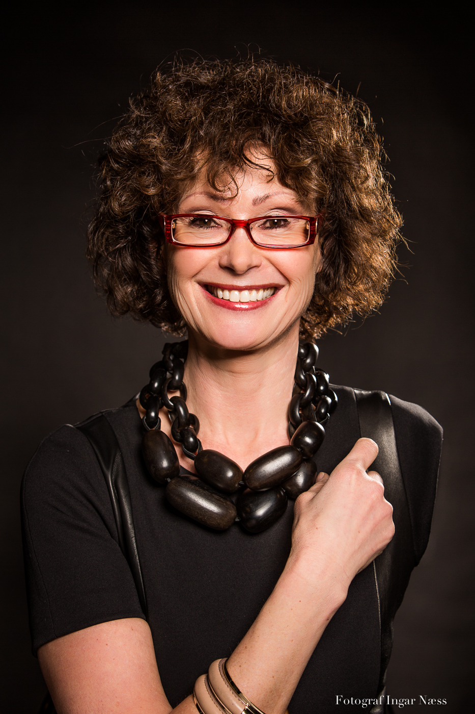 Portrettfoto Anne Grete Solberg