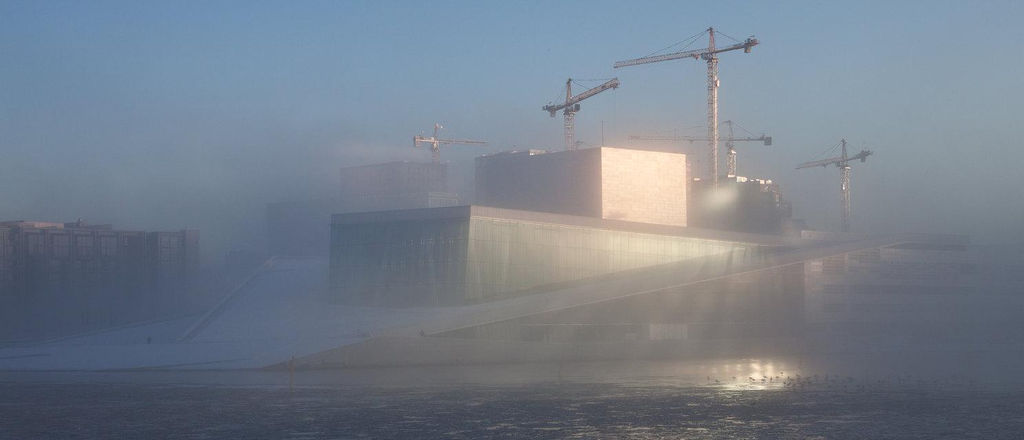 Tåke, dis, Den Norske Opera